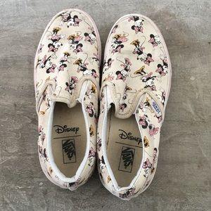 Minnie Mouse kids Vans